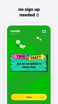 Sendit - get it now iphone screenshot 4