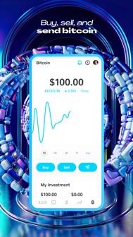 Cash App iphone screenshot 2