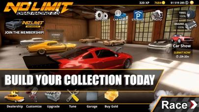 No Limit Drag Racing 2 iphone screenshot 2