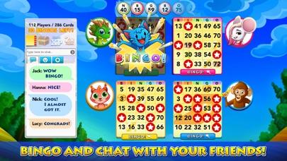 Bingo Blitz™ - BINGO games iphone screenshot 4
