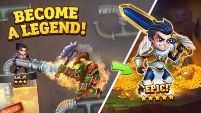 Hero Wars - Fantasy World iphone screenshot 2