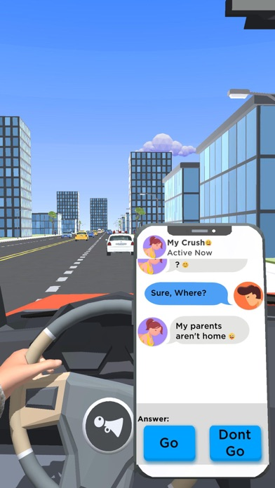 Text And Drive! iphone screenshot 3