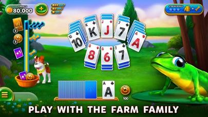 Solitaire Grand Harvest iphone screenshot 4