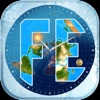 Product details of Flat Earth Sun, Moon & Zodiac