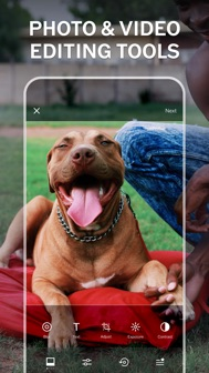 VSCO: Photo & Video Editor iphone screenshot 1
