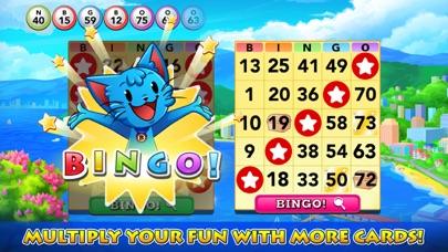 Bingo Blitz™ - BINGO games iphone screenshot 1