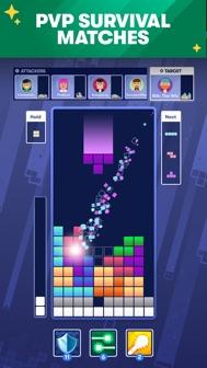 Tetris® iphone screenshot 3