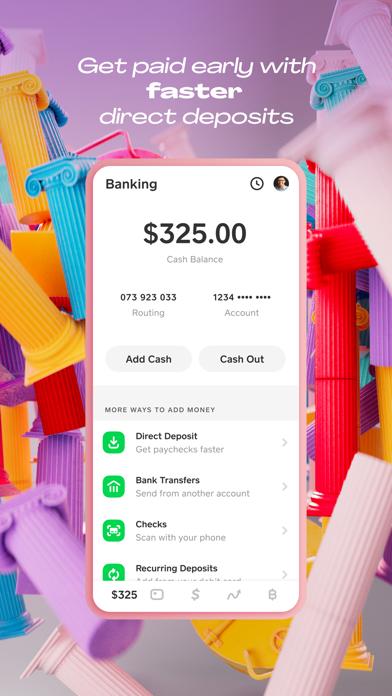 How to cancel & delete Cash App 3