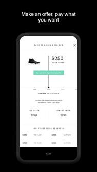 GOAT – Sneakers & Apparel iphone screenshot 4
