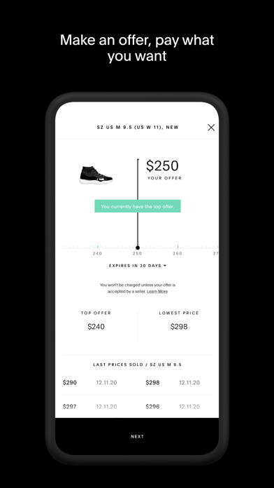 How to cancel & delete GOAT – Sneakers & Apparel 3