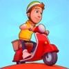 Deliveryman: 3D Bike Race Game negative reviews, comments