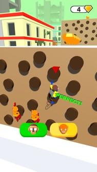 Super Hero Run 3D iphone screenshot 4