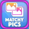 Matchy Pics: Matching Games delete, cancel