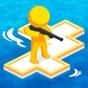 Similar War of Rafts: Naval Battle Apps