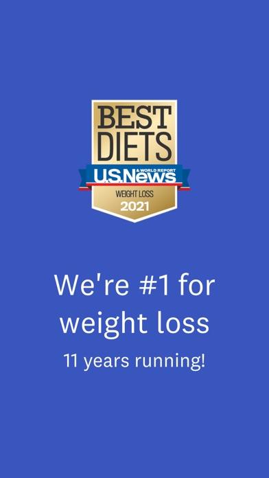 WW Weight Watchers Reimagined iphone screenshot 1