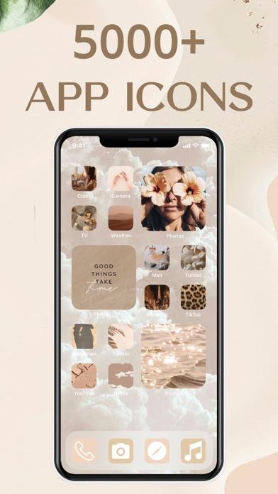 ScreenKit- App Icons & Widgets iphone screenshot 1