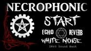 Necrophonic iphone screenshot 1