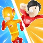 Super Hero Run 3D App Support