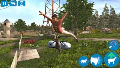 Goat Simulator iphone screenshot 1