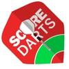 Cancel Score Darts Scorer