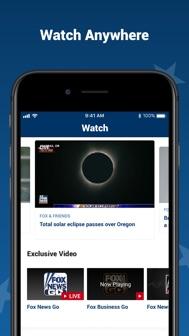 Fox News: Live Breaking News iphone screenshot 3