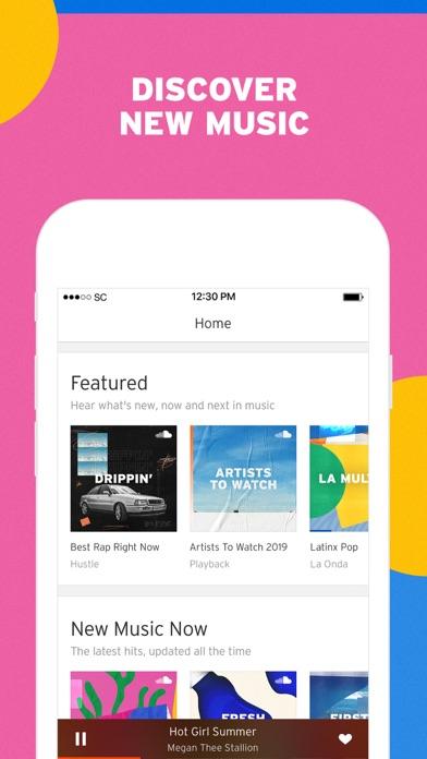 SoundCloud - Music & Audio iphone screenshot 2