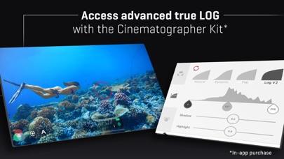 FiLMiC Pro-Video Camera iphone screenshot 4