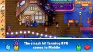 Stardew Valley iphone screenshot 3