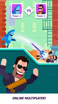 Bowmasters - Multiplayer Game iphone screenshot 2