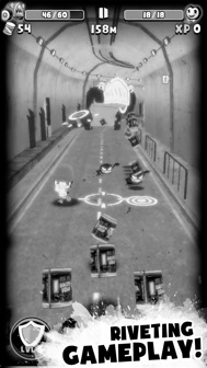 Bendy™ in Nightmare Run iphone screenshot 2