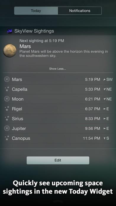 SkyView® iphone screenshot 3