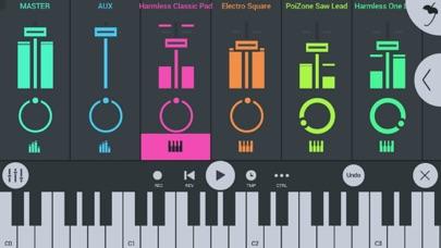 FL Studio Mobile iphone screenshot 2
