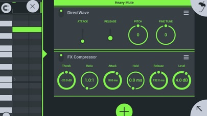 FL Studio Mobile iphone screenshot 4