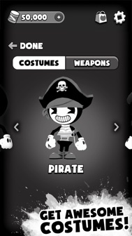 Bendy™ in Nightmare Run iphone screenshot 3