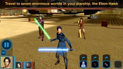 Star Wars™: KOTOR iphone screenshot 3