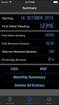 Log-Book iphone screenshot 3