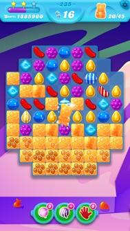 Candy Crush Soda Saga iphone screenshot 4