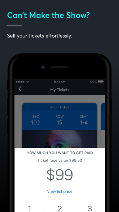 How to cancel & delete Ticketmaster-Buy, Sell Tickets 1