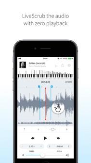 AudioStretch iphone screenshot 3