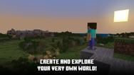 Minecraft iphone screenshot 1