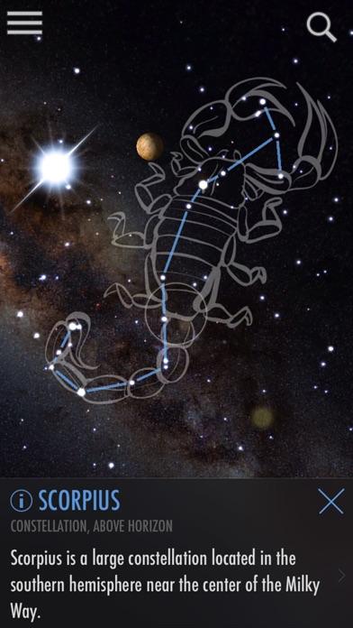 SkyView® iphone screenshot 2
