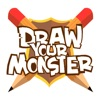 Draw Your Monster negative reviews, comments