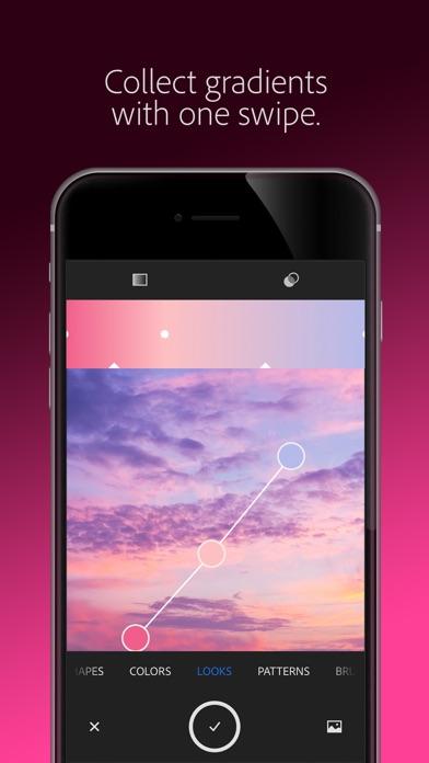 Adobe Capture: Creative Kit iphone screenshot 2