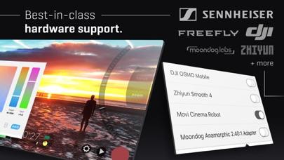 FiLMiC Pro-Video Camera iphone screenshot 3
