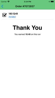 BiteGrabber iphone screenshot 2