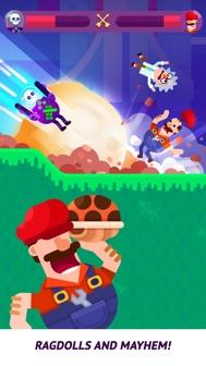 Bowmasters - Multiplayer Game iphone screenshot 3