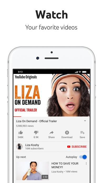 How to cancel & delete YouTube: Watch, Listen, Stream 1