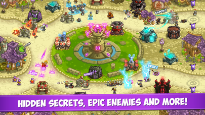 How to cancel & delete Kingdom Rush Vengeance TD 3