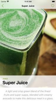 Jason Vale's 7-Day Juice Diet iphone screenshot 2