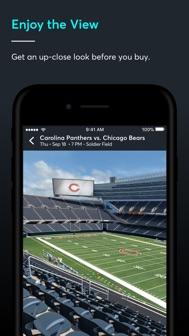 Ticketmaster-Buy, Sell Tickets iphone screenshot 3